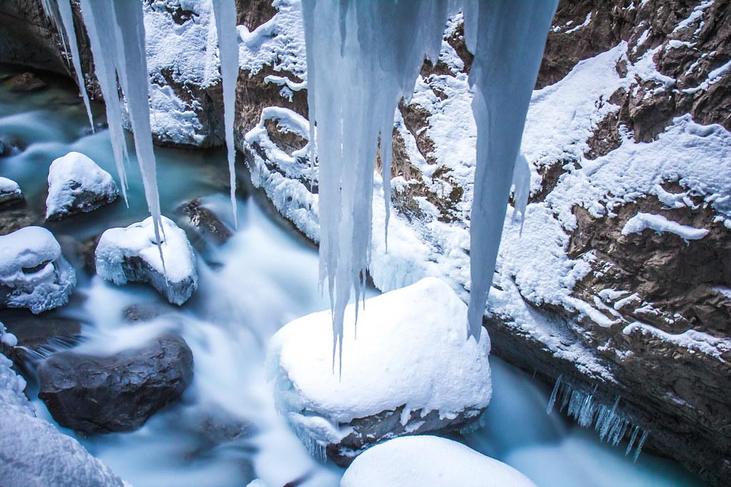 frozen silk