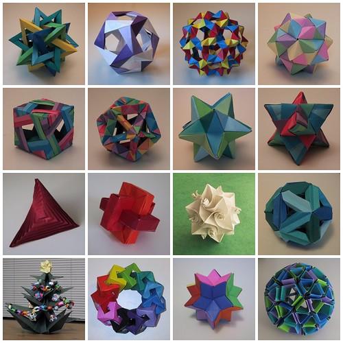 creative origami embroidery origami