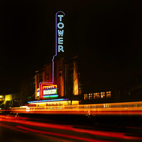 Tower Theater, Bend, Oregon