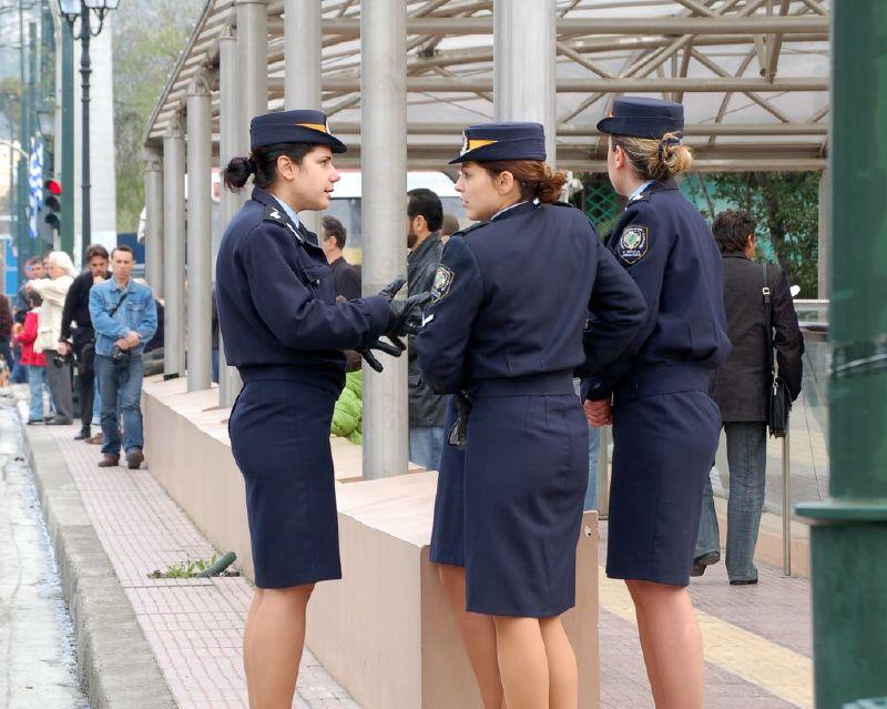 pantyhose Military uniform