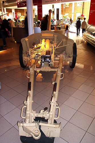 German 50 Mm Anti Tank Gun: German 50mm Pak 38 Anti-tank Gun, Imperial War Museum