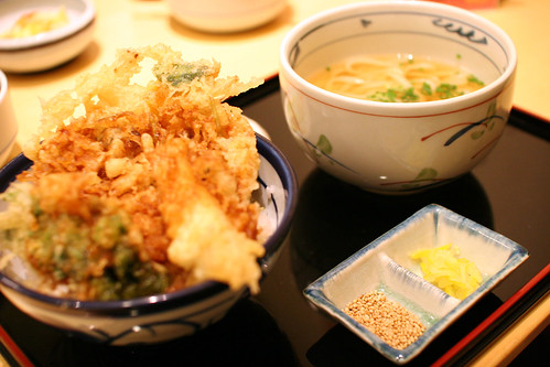 Tendon & Udon