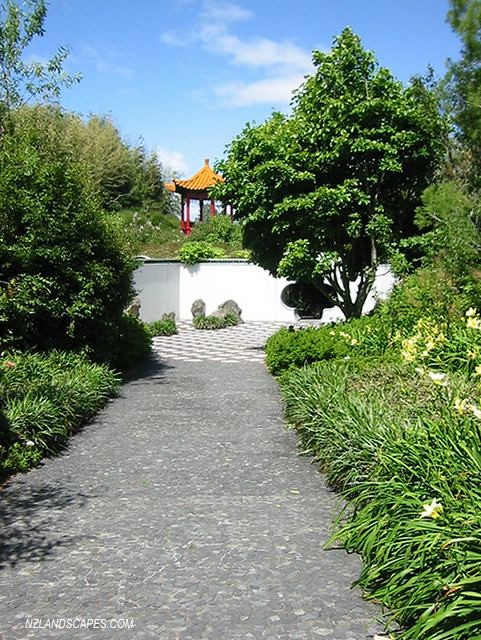 Chinese gardens landscaping ideas for nz landscape for Chinese landscape design