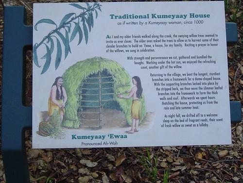 Kumeyaay Plaque