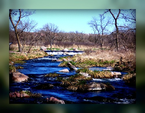 monument river landscapes rocks falls rapids national pipestone
