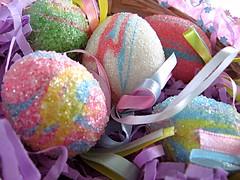 sweetness, food, easter egg, easter, pink,