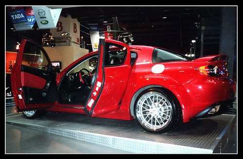MAZDA RX-8 (Taipei International Motor Show)