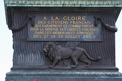 Paris * Colonne de Juillet