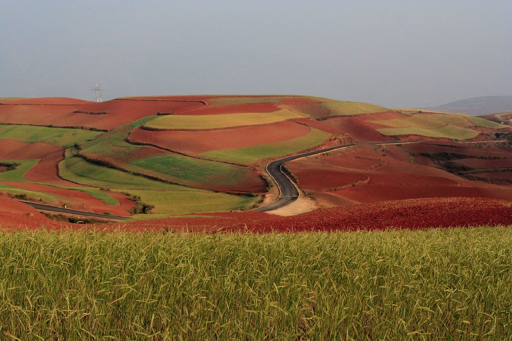 Terrazas Dongchuan