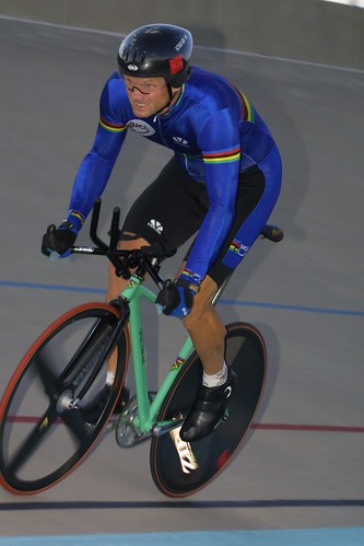 World Champion Cyclist