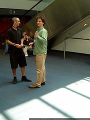 daniel and gleeco plotting their departure   dscf2295