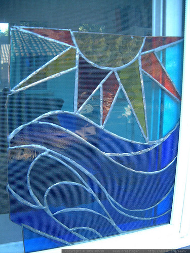 photo  sun and ocean stained glass by kathleen fischer finley dscf2352