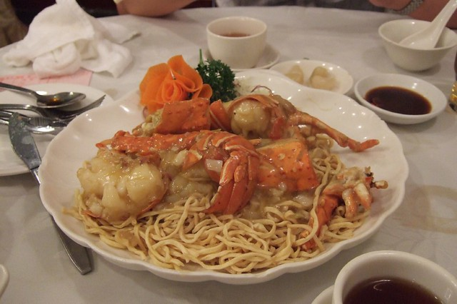 Top Soup Lobster with Yee Mein | Flickr - Photo Sharing!