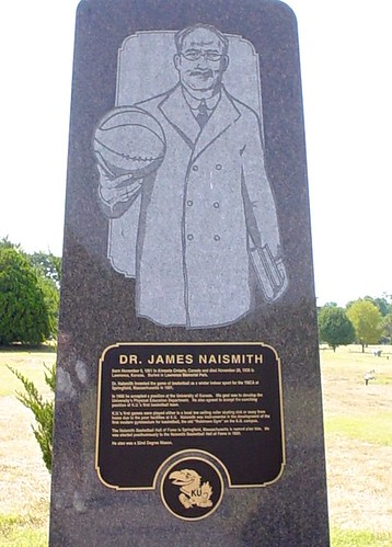Naismith Memorial, Lawrence, Kansas