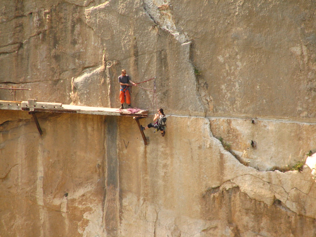 Caminito del Rey: The Most Dangerous Pathway in the World? ~ Kuriositas