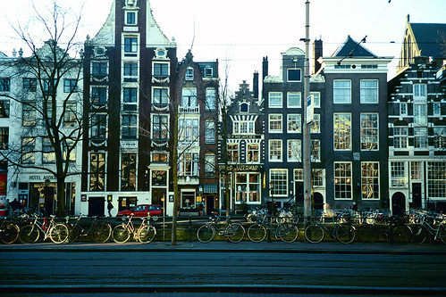 Amsterdam - urban planning
