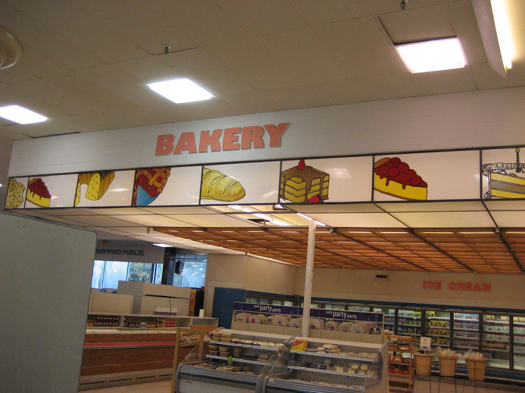 Bakery at the Publix on Apalachee Parkway