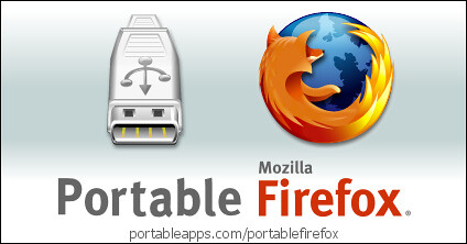 portable firefox logo flickr photo sharing. Black Bedroom Furniture Sets. Home Design Ideas