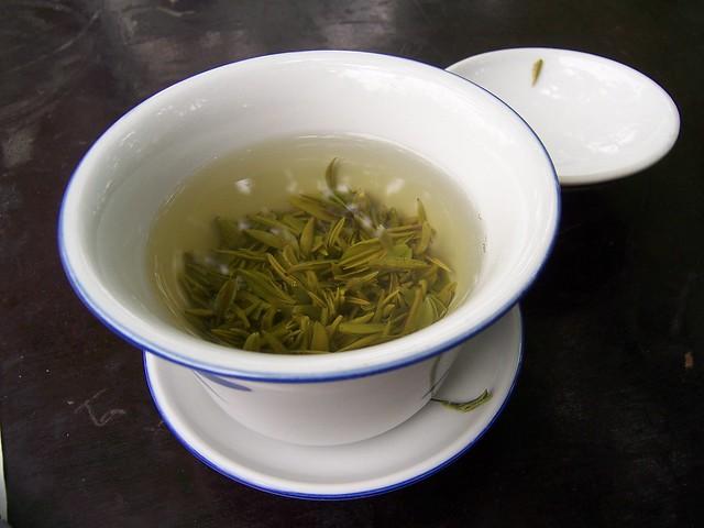 China - Chengdu 22 - green tea