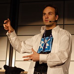 Linuxtag 2006 / Mark Shuttleworth 3
