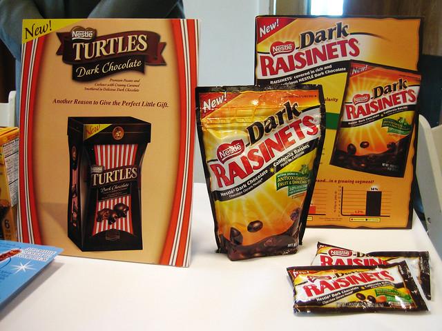 Raisinets Dark Chocolate Toy