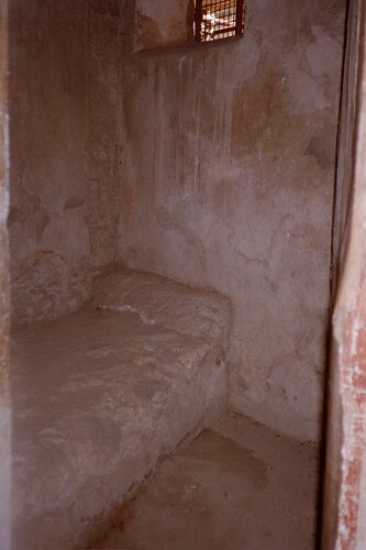 Pompeii - A room in a brothel house