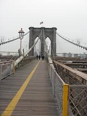 Across the Brooklyn Bridge (pingnews)