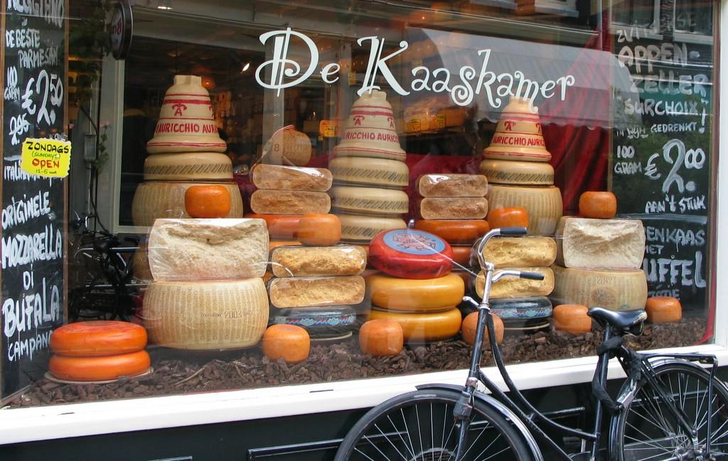 Amsterdamda Ne Yenir Ne Içilir Amsterdamda