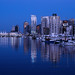 Vancouver Cityscape by elvy