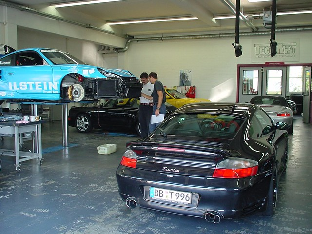 TECHART Automobildesign GmbH
