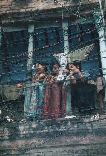 Dhaka balcony (Bangladesh)
