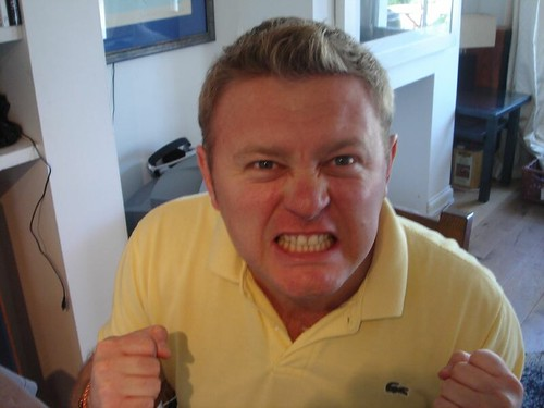 angry Brad