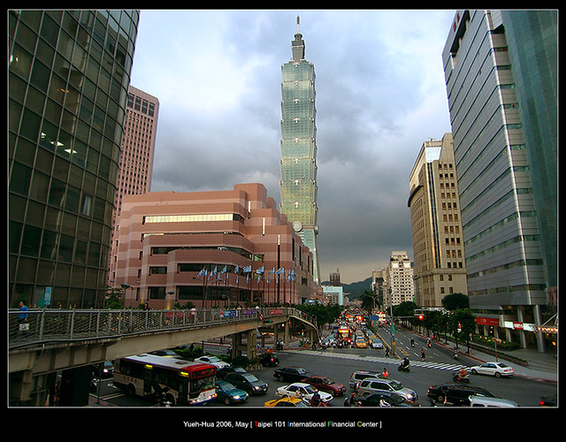 Taipei 101 International Financial Center
