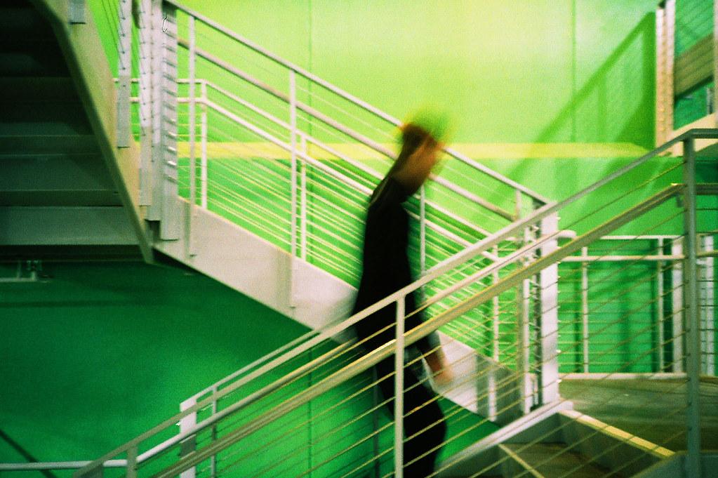 Zack Green Stairwell