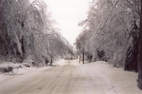 winter ice peru maine icestorm creativecommons 1998