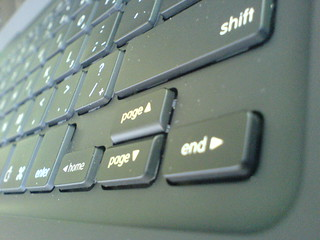 Macbook Keyboard | by half_empty