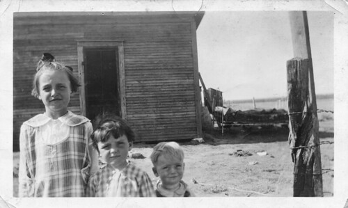 1920 -- somewhere in Northwest Texas