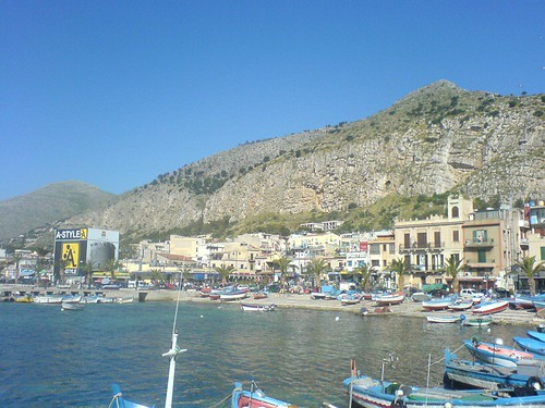 Beautiful Mondello Sea