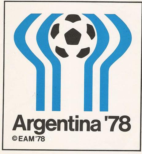 World Cup 1978 - Symbol.