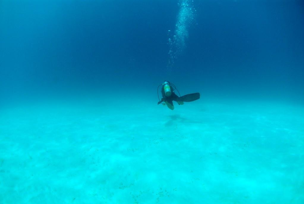 Submarinismo Palaos