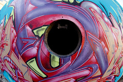fisheye graffati