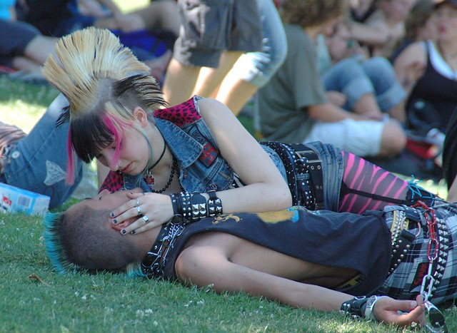 punks in love