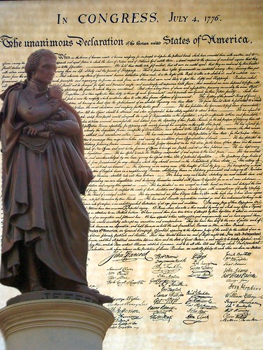 United States Declaration of Independence  photo