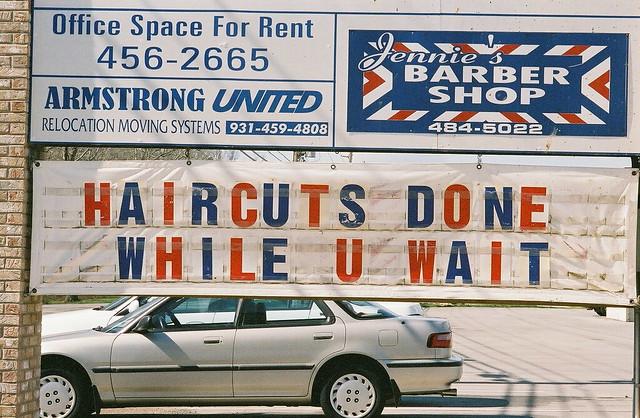 barber shop humor Flickr - Photo Sharing!