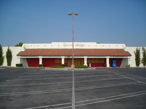 Vacant Sav-on Drug Store