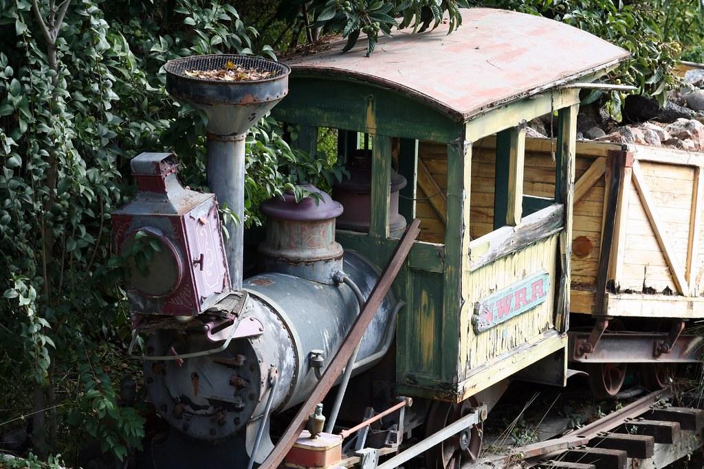 Old Nature's Wonderland Mine Train