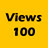 the Views 100 group icon