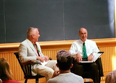 Fireside Chat with President Hanlon and Brendan Connell, Jr. '87