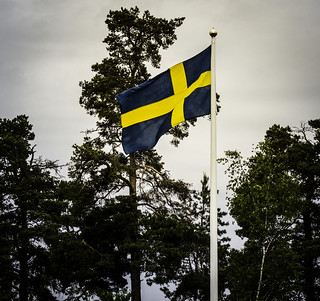 June the 6th - Swedens Nationalday