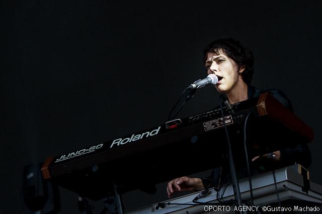 Baxter Dury - NOS Primavera Sound '15